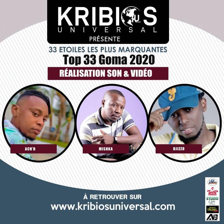 33 plus marquants en 2020: Réalisations Son & Vidéo