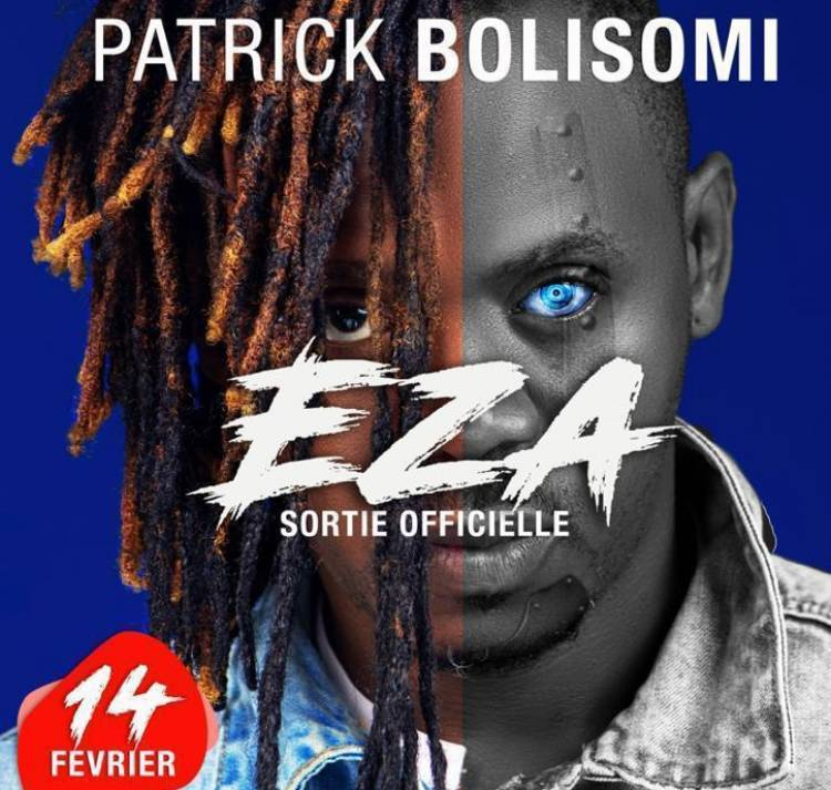Patrick Bolisomi sort son single EZA à la Saint Valentin