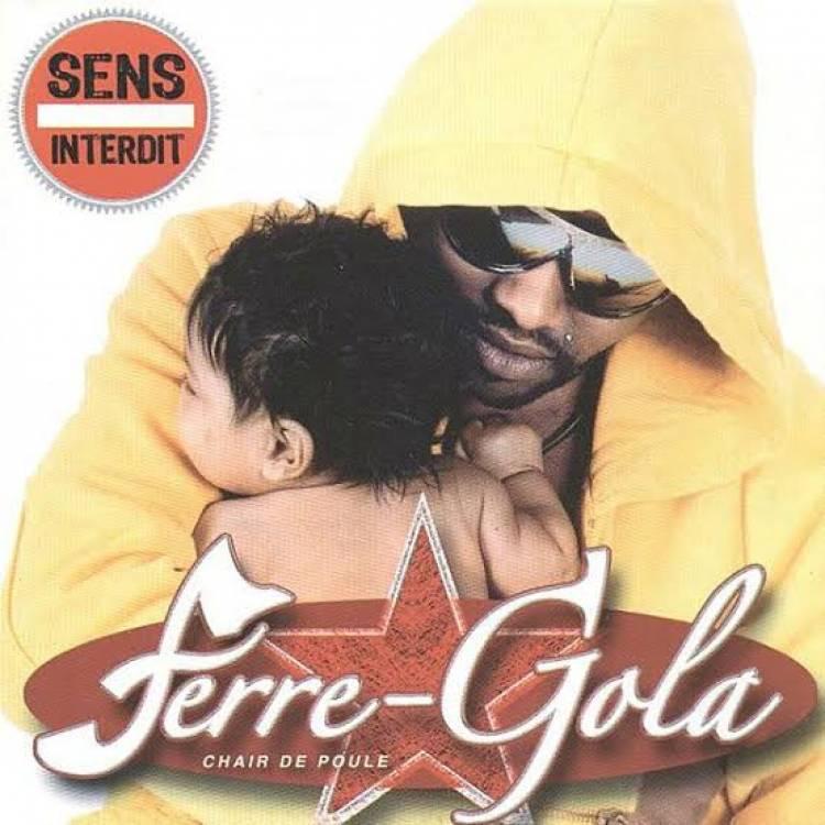 """14 ans après, coup d'œil sur le 1er album solo de Ferre Gola: """"Sens Interdit"""""""