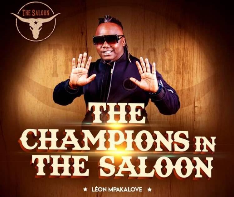 Léon Mpakalove en double concert chez The Saloon à Goma