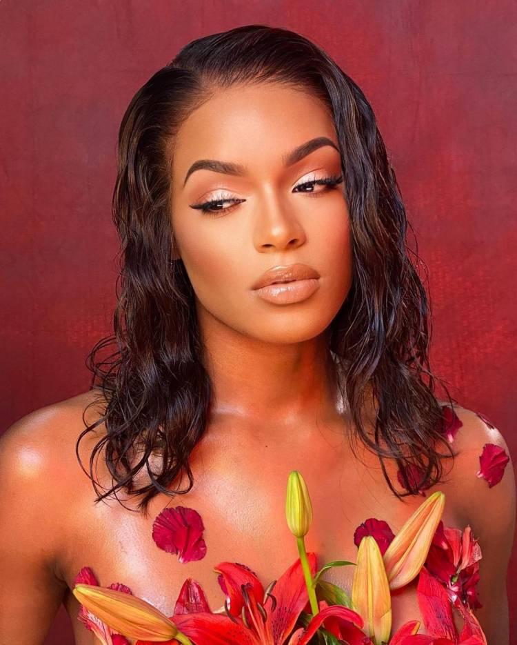 Didi Stone Olomidé, la fille de l'artiste Koffi Olomidé se publie nue !