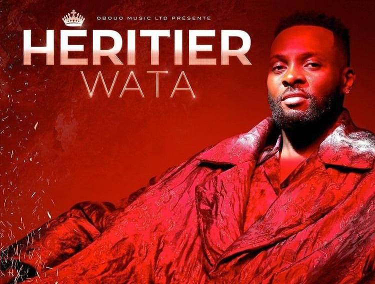 Mi-démon d'Héritier Wata très attendu ce 26 février sur le marché de disques