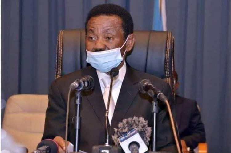"""Insécurité au Congo: """"Quittez les groupes armés"""". Ces propos de Christophe Mboso qui dérangent..."""