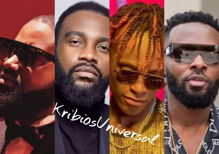 Ces 10 chanteurs Congolais sont à la une !