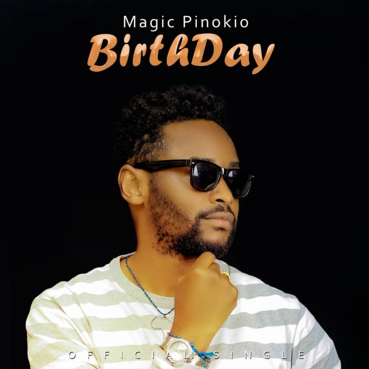 """Magic Pinokio fête son anniversaire avec un nouveau single """"Birthday"""""""