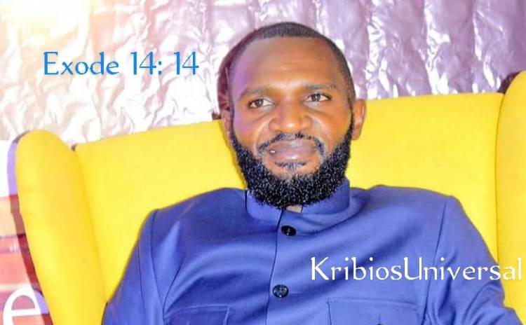 Exode 14:14:  Qu'est-ce qui se cache dans ce passage biblique posté chaque jour par le Pasteur Jérémie Safari ?