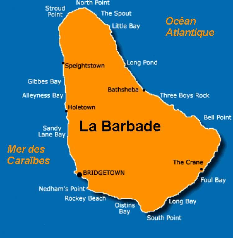 """Découvrez la """"Future République"""" de la Barbade"""