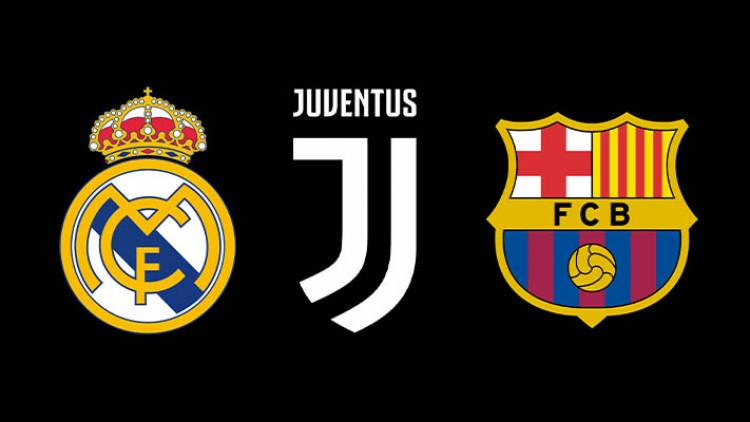 Affaire Superligue : Real, Barça et Juve sous une menace de l'UEFA