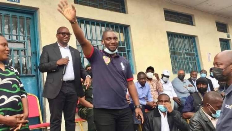 Patrick Munyomo plaide pour l'électrification d'autres quartiers de Goma et Buhene