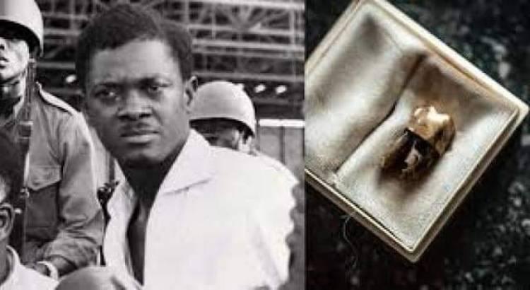 """Ce qu'il faut retenir au sujet de la fameuse """"Dent de Lumumba"""""""