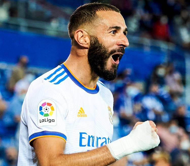 C'est Officiel !! Karim Benzema prolonge au Real Madrid jusqu'en 2023 !