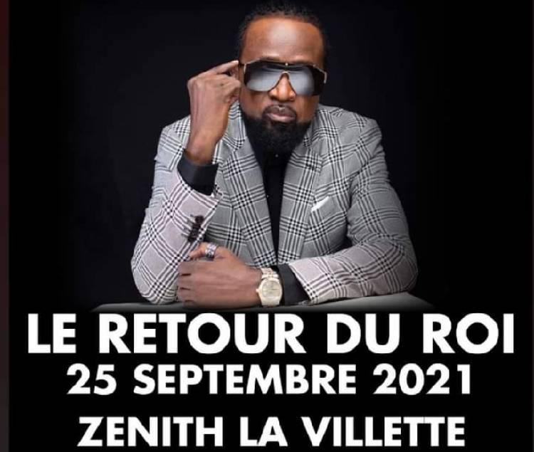 Urgent !! Le Zénith de Werrason reporté pour le 25 septembre prochain !