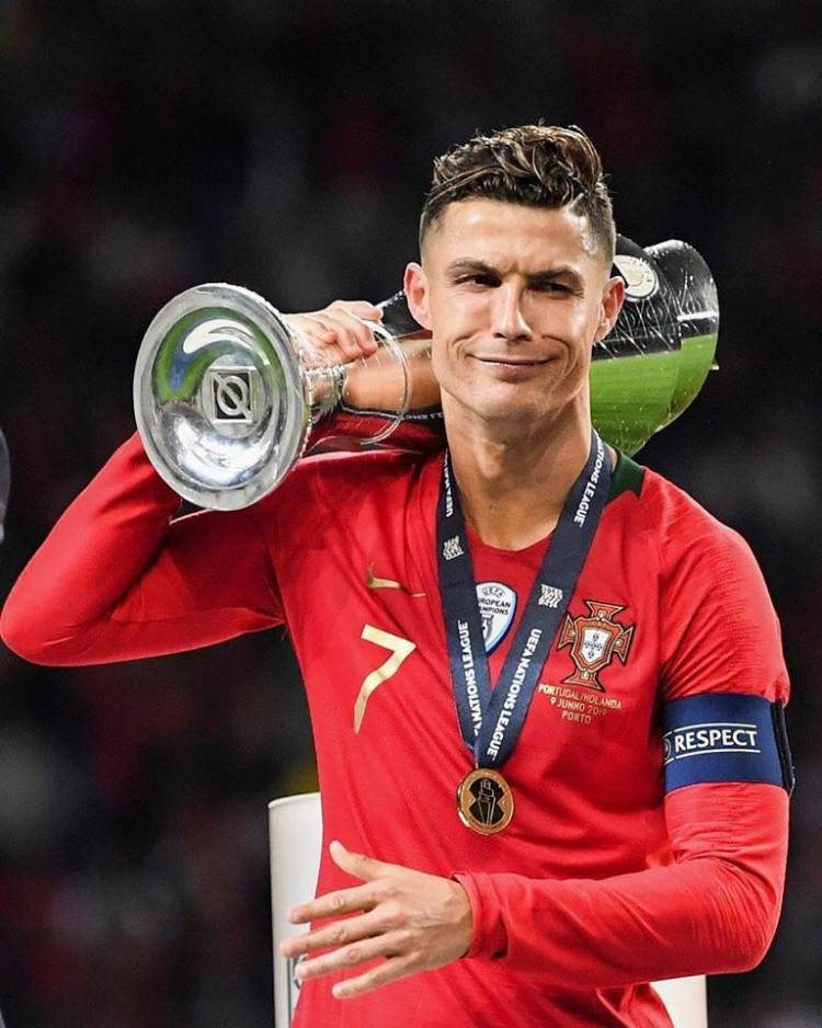 Un nouveau titre historique de Cristiano et le Portugal !