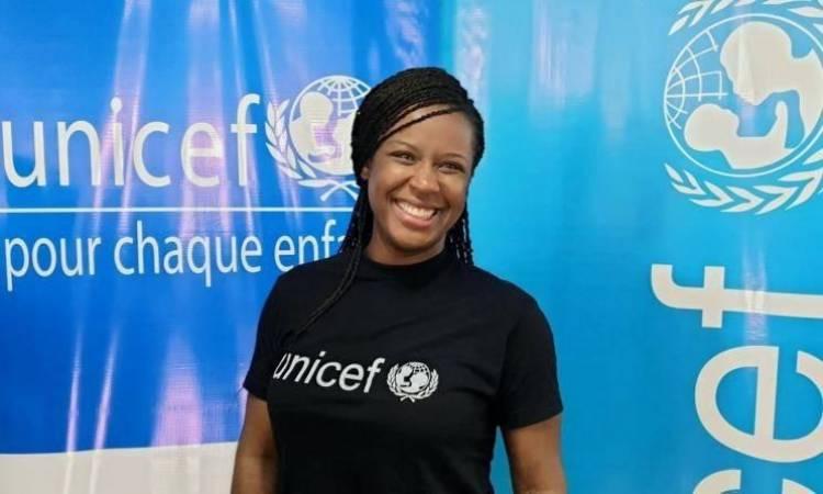 La célèbre Charlotte Dipanda devient la nouvelle ambassadrice de l'Unicef au Cameroun.