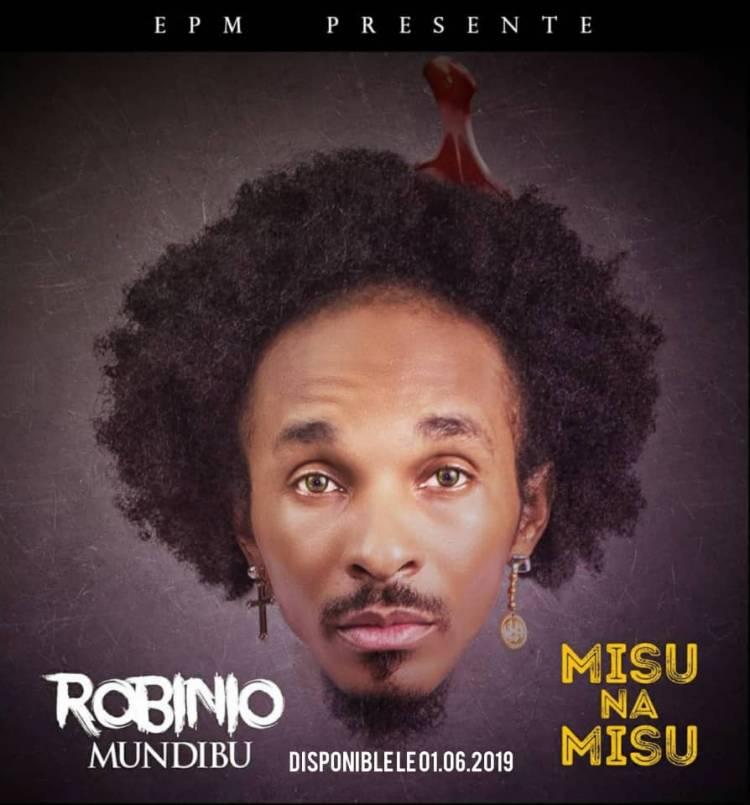 "Robinio Mundibu s'empare de deux Congo avec ""Misu Na Misu"""