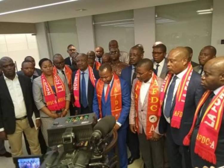 """Bahati Lukwebo """"exclu de l'AFDC-A"""""""