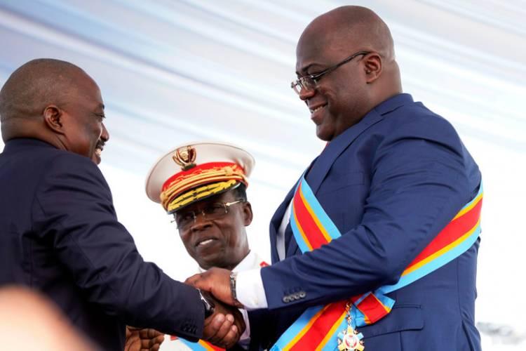 """Félix Tshisekedi : """"Je ne suis pas la marionnette de Kabila"""""""