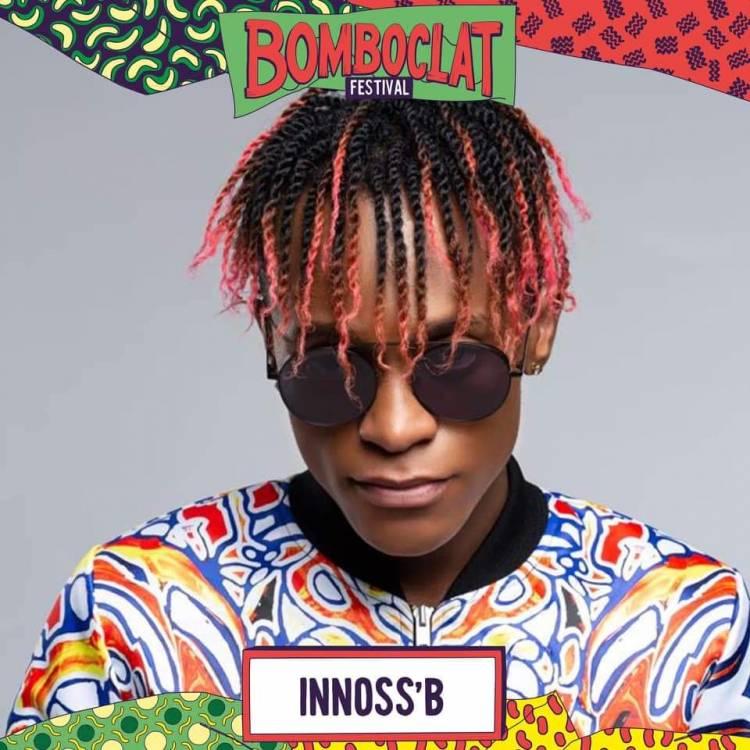 """Les retombées du succès de """"Yo Pe"""": Innoss'B au Bomboclat Festival"""