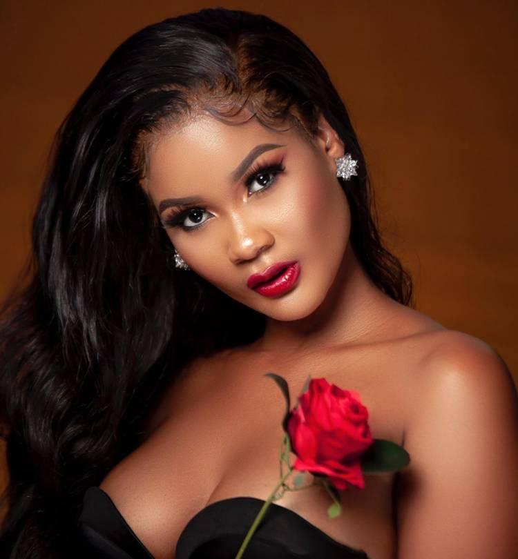 Photos parlantes de Hamisa Mobetto Miss Tanzanienne