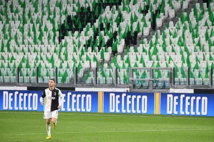 Urgent!! La Serie A suspendu jusqu'au 3 avril 2020