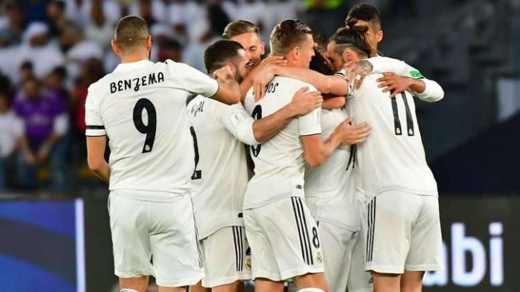LE GÉANT RÉAL MADRID, 4 COUPES DU MONDE DES CLUBS À SON ACTIF !