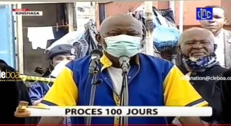 """Procès 100 jours: Vital Kamerhe sur la parcelle cédé à Soraya Mpiana : """"J'ai découvert le fameux contrat sur internet…"""""""