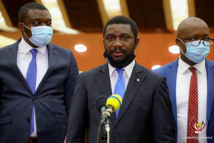 L'Honorable Patrick MUNYOMO nommé Président de la Sous Commission Transports et Développement Rural à l'Assemblée Nationale de Kinshasa