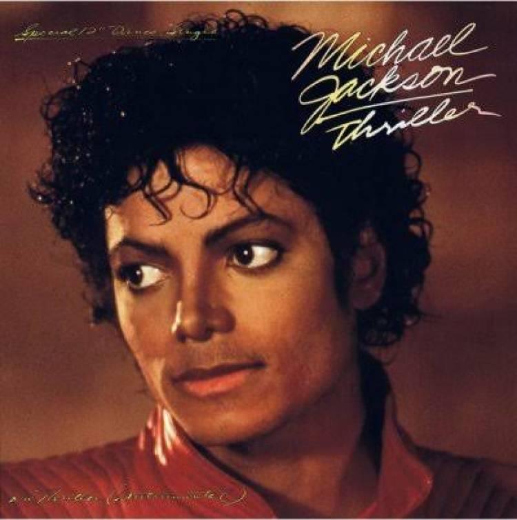 Thriller, la plus grande vente, le plus grand succès de Michael Jackson