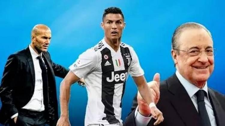 Cristiano Ronaldo se déchaîne sur son départ du Real Madrid