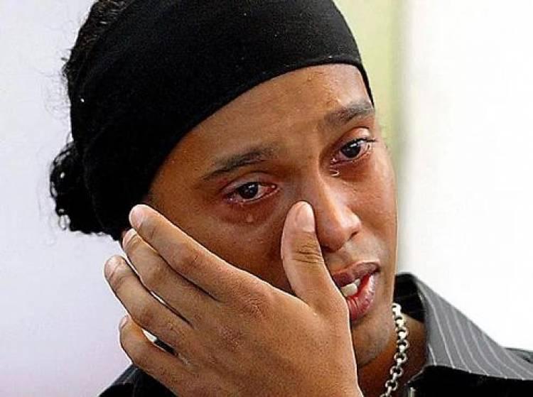 Urgent !!! Mauvaise nouvelle pour les fans de Ronaldinho