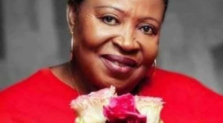 L'influente Mama d'Afrique Patience Dabany, grande figure emblématique Gabonaise à double casquette!
