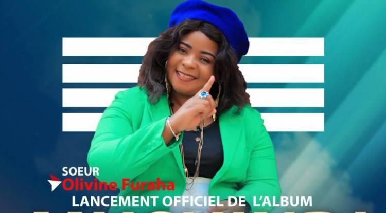 Sœur Olivine Furaha lance son album Mushindi