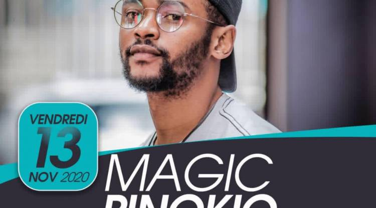 Magic Pinokio livre un concert chez Bar-Be-Cue à Goma