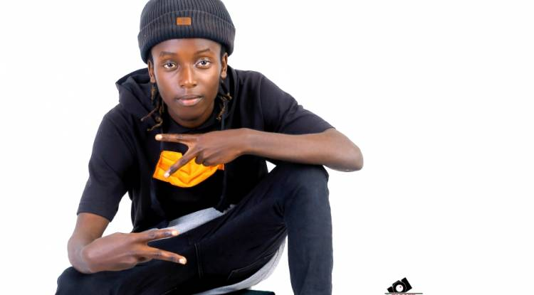 À la découverte du jeune artiste Congolais Chris-F Pendeki