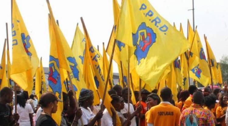 Incroyable mais vrai le patient condamné Vital Kamerhe reçoit le soutien de la ligue des jeunes du PPRD