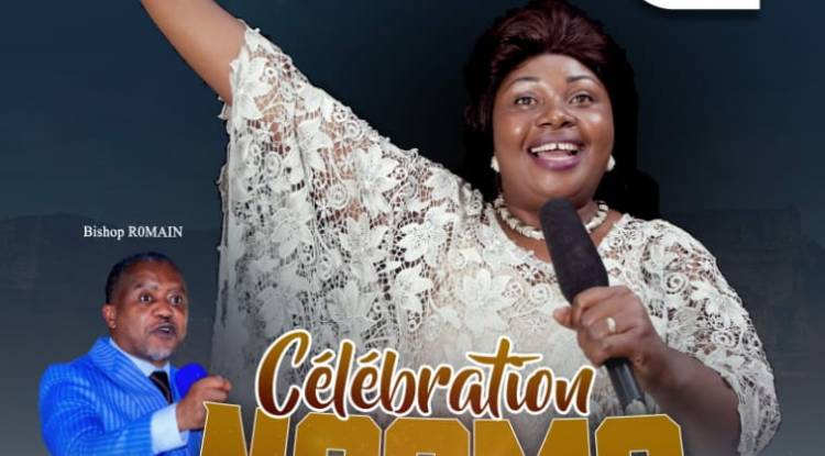 Célébration Neema: Célébrons la grâce de Dieu avec l'artiste Solange MASIKA