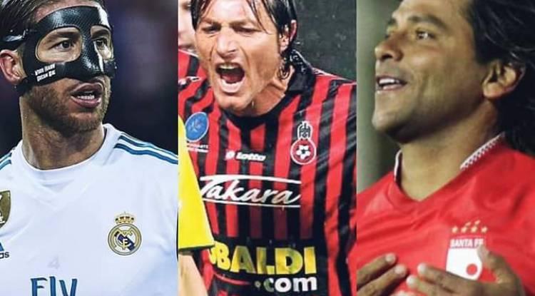 Top 5 des footballeurs les plus expulsés dans le monde de football