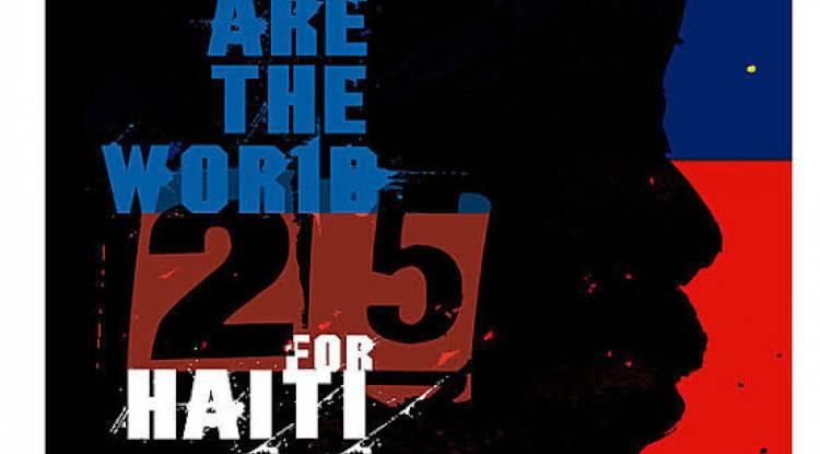 Quelques détails sur le tube We are the world (25 for Haïti)