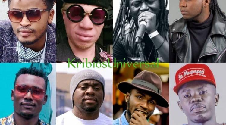 Ces artistes musiciens Congolais évoluant à Goma à surveiller dans les jours à venir