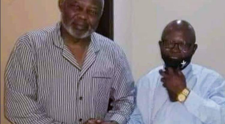 Évêque Muyengo visite Kamerhe: voici tout ce qu'ils se sont dits...