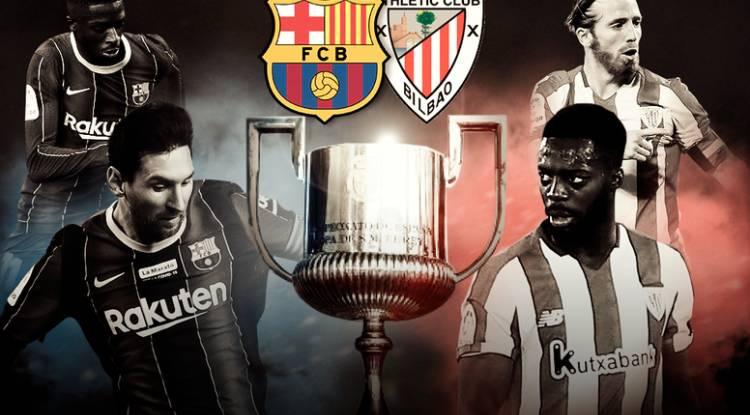 Athletic vs Barça: la finale de la Coupe du Roi d'Espagne !