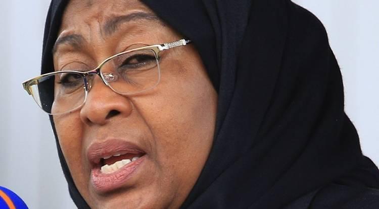 Voici le portrait de Samia Suluhu, la première femme à diriger la Tanzanie