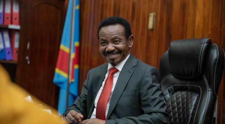 Découvrez le profil de l'honorable Christophe Mboso, Président de l'Assemblée Nationale Congolaise