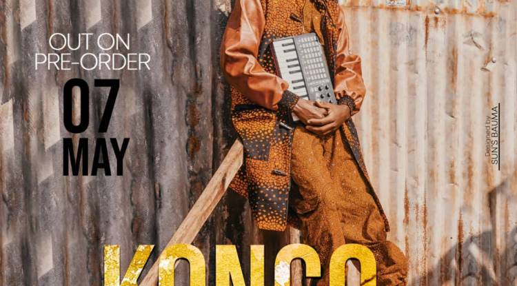 "Nach Muzik s'annonce avec son EP ""Kongo House"""