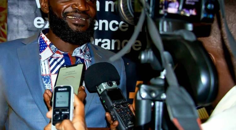 Jérémie Safari sur le point de trôner dans le Gospel à Goma
