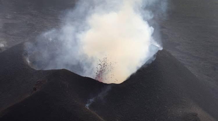 Urgent !! Le volcan Nyamulagira n'est pas en éruption !