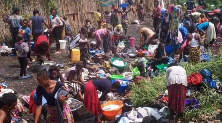 Urgent !! 53 cas suspects de choléra identifiés au Nord-Kivu (RDC) !