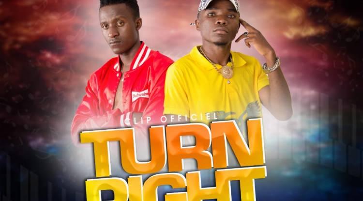"""Découvrez la chanson  """"Turn Right"""" de l'artiste Wise Man Izi ft. Davidson Andrea"""