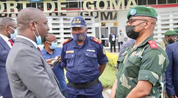 Annoncé à Beni, Le Gouverneur Militaire du Nord-Kivu répond enfin à la demande de la population Kivutienne faite par Munyomo