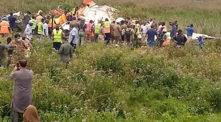Crash d'avion près de l'aéroport de Kavumu à Bukavu